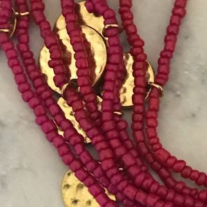 Sugarfix by BaubleBar Beaded Necklace NWT